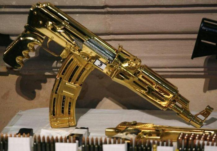 zlatno oružje