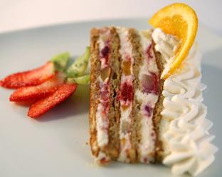moskva torta šnit