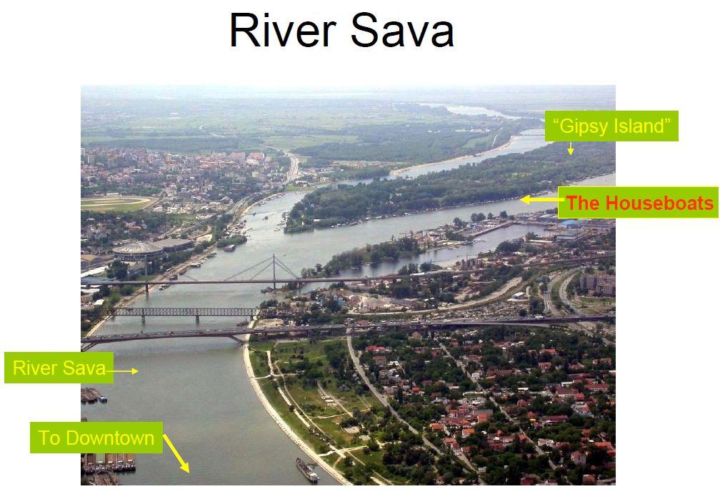 reka sava beograd