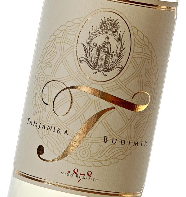 Vino vinarije Budimir