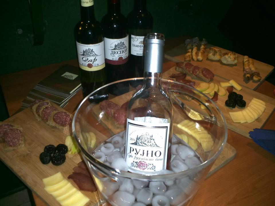 Vina vinarije Spasić iz Aleksandrovca