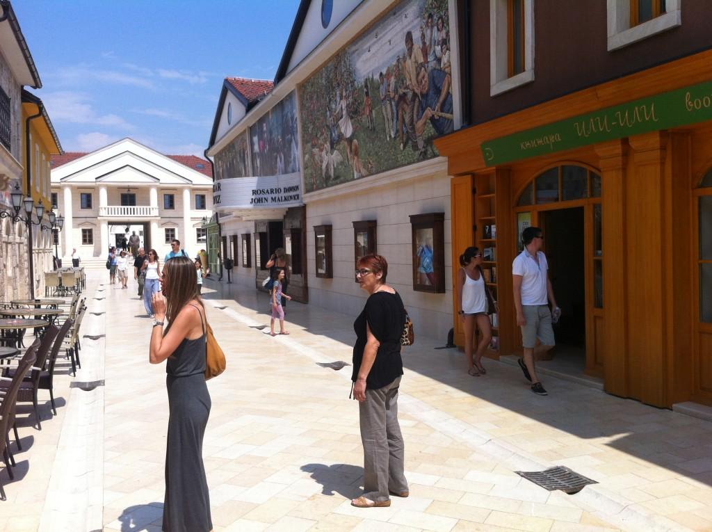 Andricev grad Visegrad