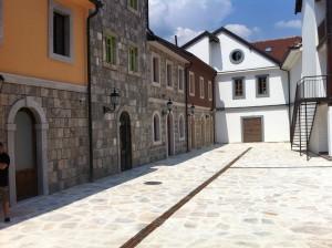 Ulica Andricgrad