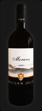 vino  Morava Milijan Jelić