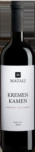 Vino  kremen kamen vinarije Matalj