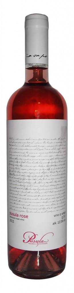 Vino vinarije Pasula