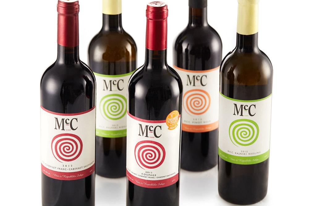 Vinarija  McCulloch vina