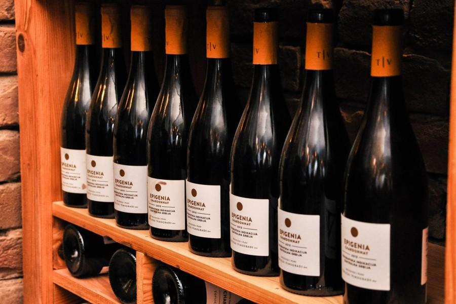 Vina vinarije Toplički vinogradi