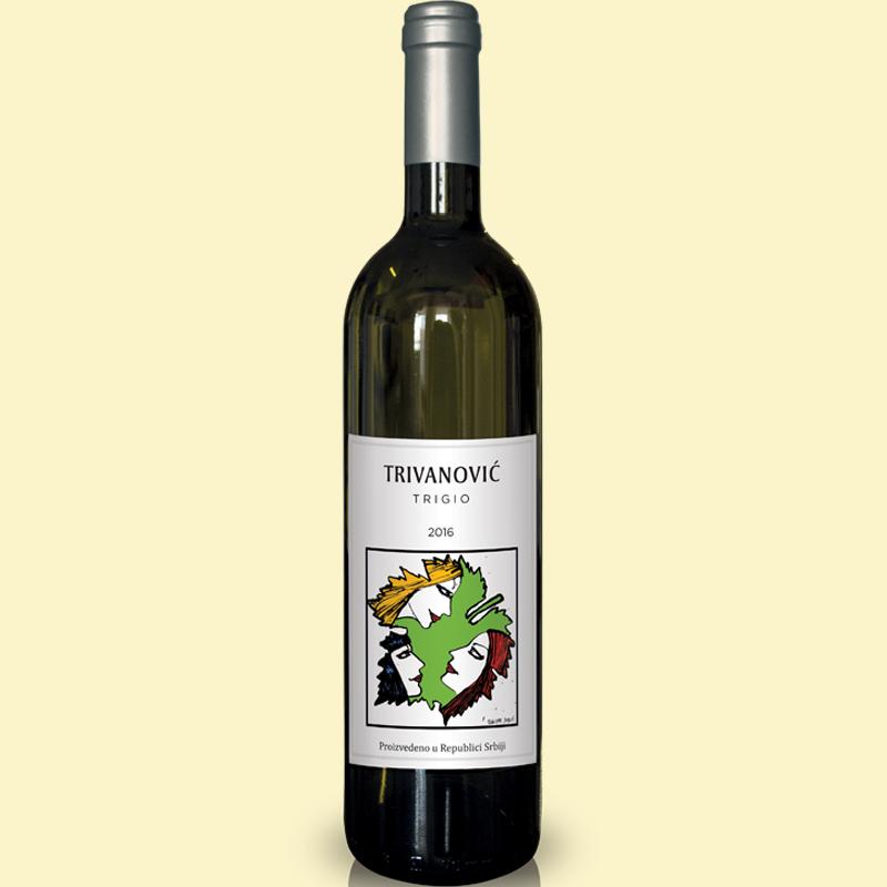 Vino Trigio vinarija Trivanović