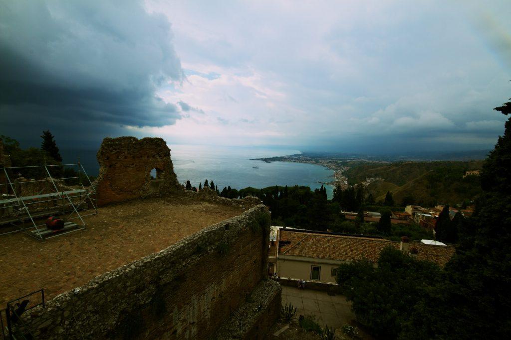 Taormina -grčki Teatar