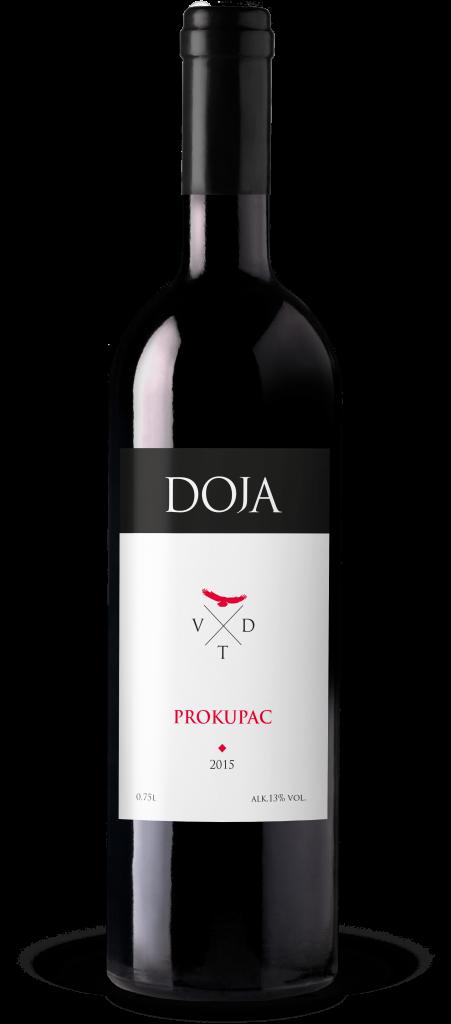 Vino vinarije Doja